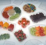 CANDY / FRUIT / AND VEG CONTAINERS